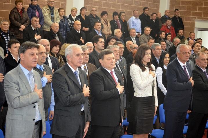 BIOGRAD, 15.01.2015. Dan grada i sv, Stosija (pet kraljevskih gradova)—