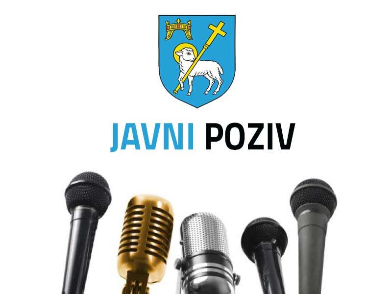 Javni  poziv-u mjeri javnih radova na području Grada Knina u 2017. godini