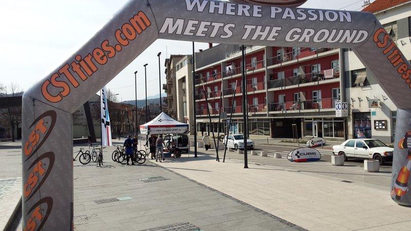 U Kninu održan Grand finale XC biciklističke Zimske lige Dalmacije