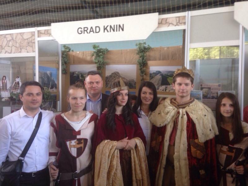 Knin kao grad partner predstavljen na sajmu Agro Arca