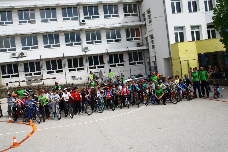 """Održana biciklistička utrka """"Mala nagrada Knina"""""""