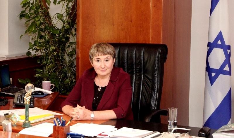 Ambassador Zina Kalay Kleitman