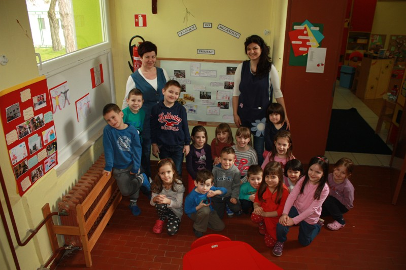 Rad kninskog Dječjeg vrtića kao primjer dobre prakse
