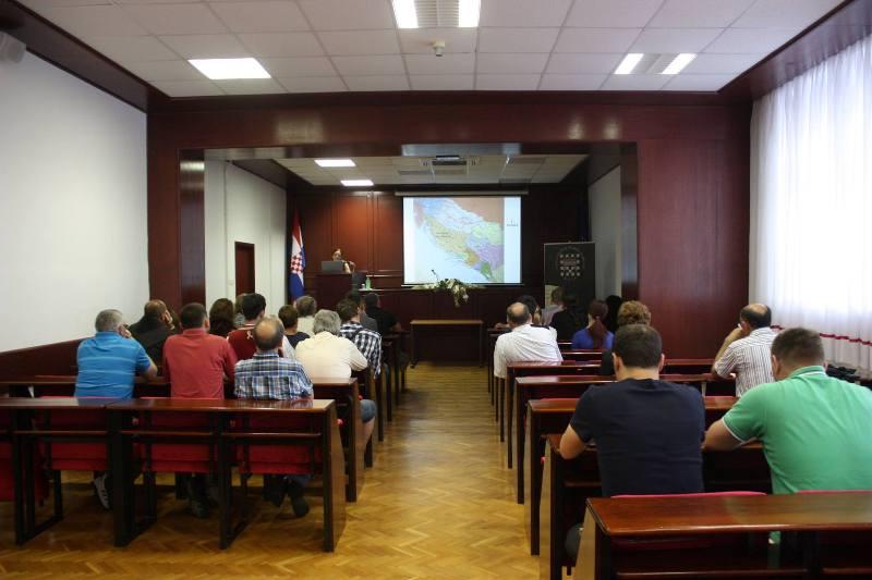 Održano predavanje o arheološkom lokalitetu Crkvina