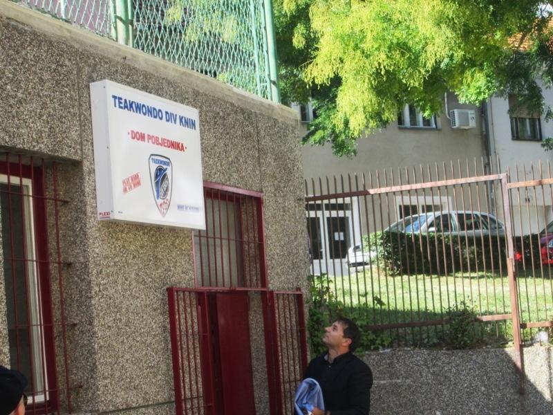 Otvorena Taekwondo dvorana Dom pobjednika