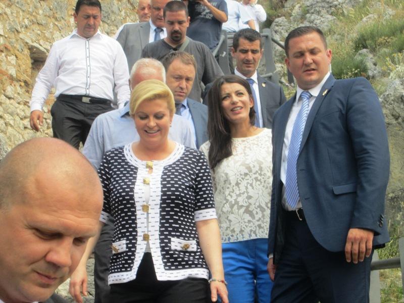 Predsjednica RH: Proslava u Kninu bit će dostojanstvena; Gradonačelnica: Očekujemo preko 100 tisuća posjetitelja