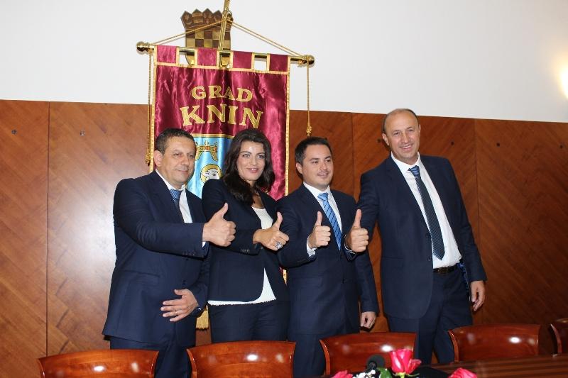 Josipa Rimac se nakon 10 godina oprostila od gradonačelničke dužnosti; Grad će voditi Nikola Blažević