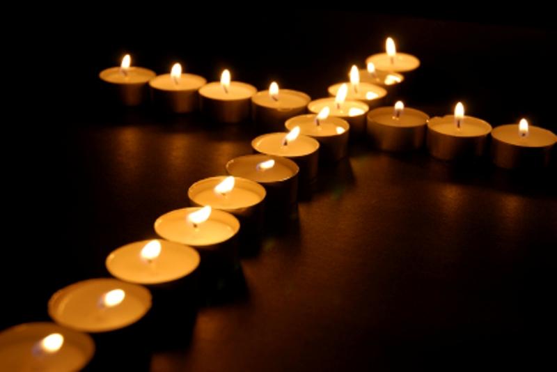 Molitva i svijeće za Vukovar