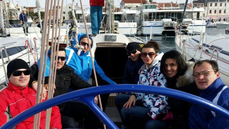 Održana regata Svete Stošije u sklopu obilježavanja Dana grada Biograda na Moru