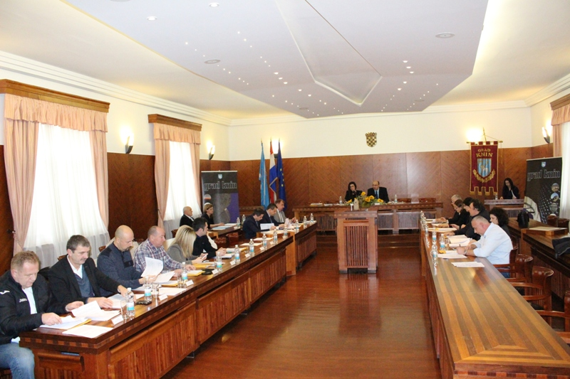 Gradsko vijeće usvojilo izvješće o radu gradonačelnika u drugoj polovici 2015. godine