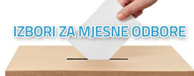 Sutra konstituirajuće sjednice vijeća mjesnih odbora grada Knina