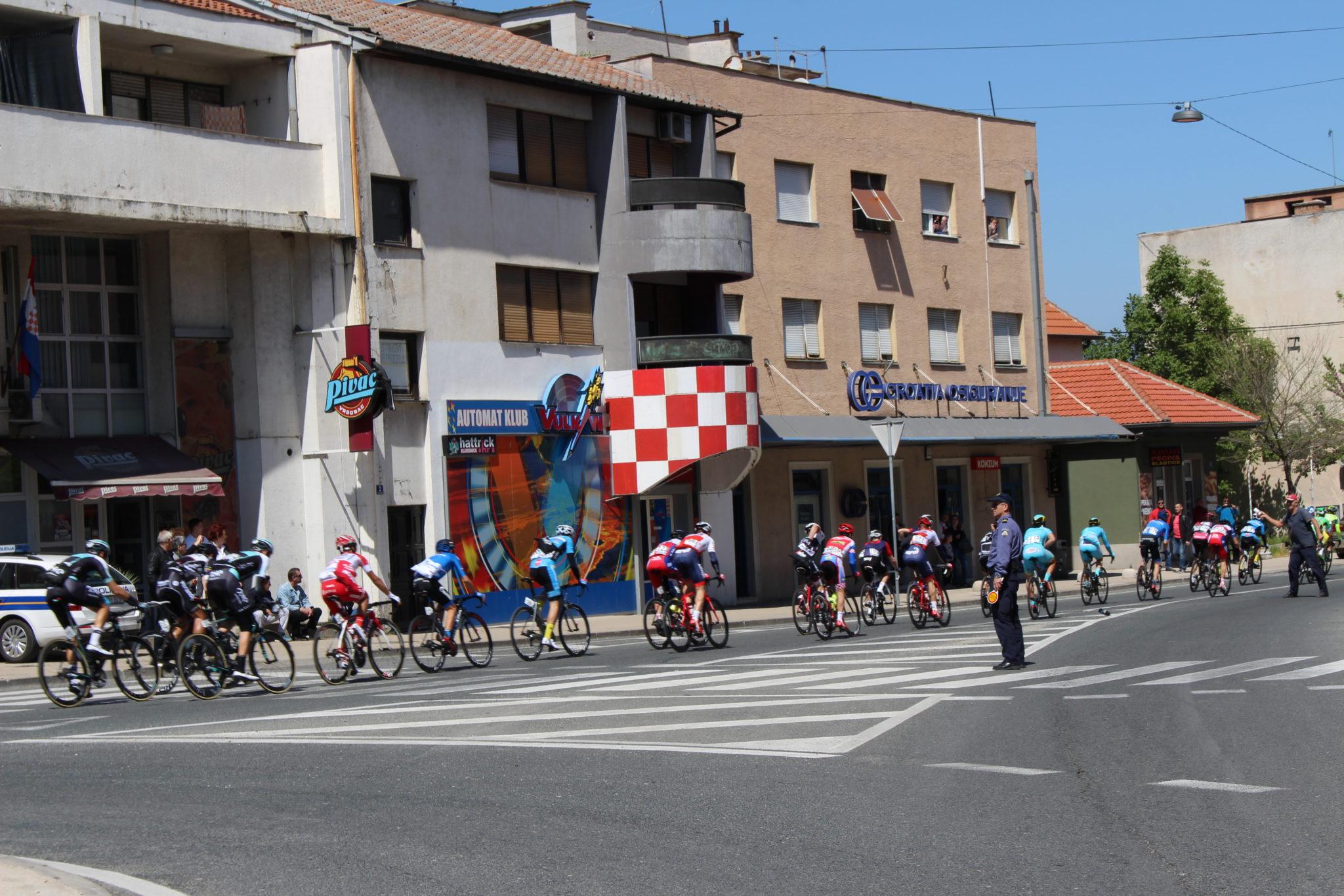 "Utrka ""Tour of Croatia"" prošla kroz Knin"