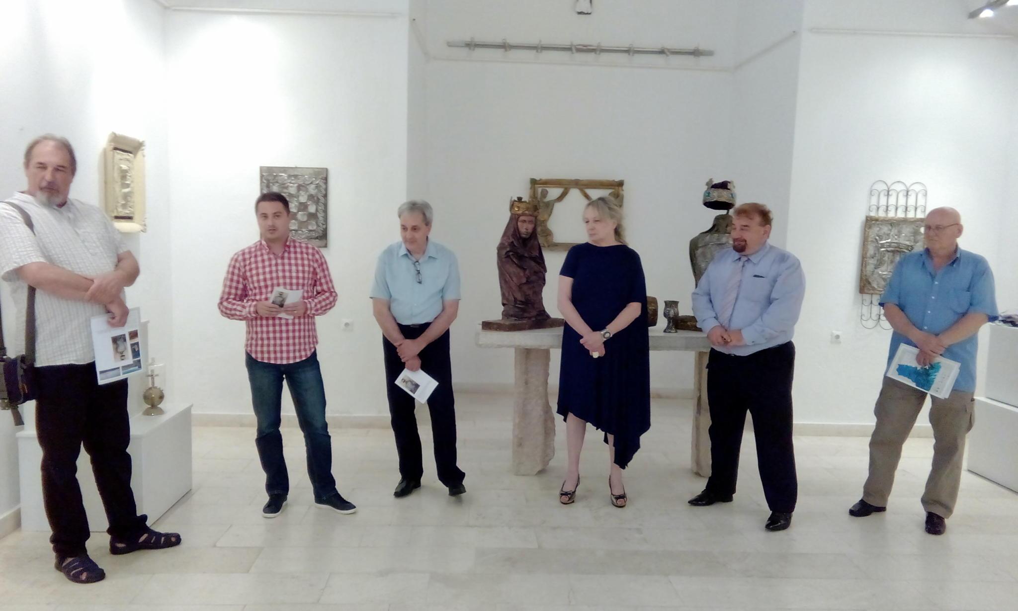 Izložbe u Galeriji i crkvici sv. Barbare