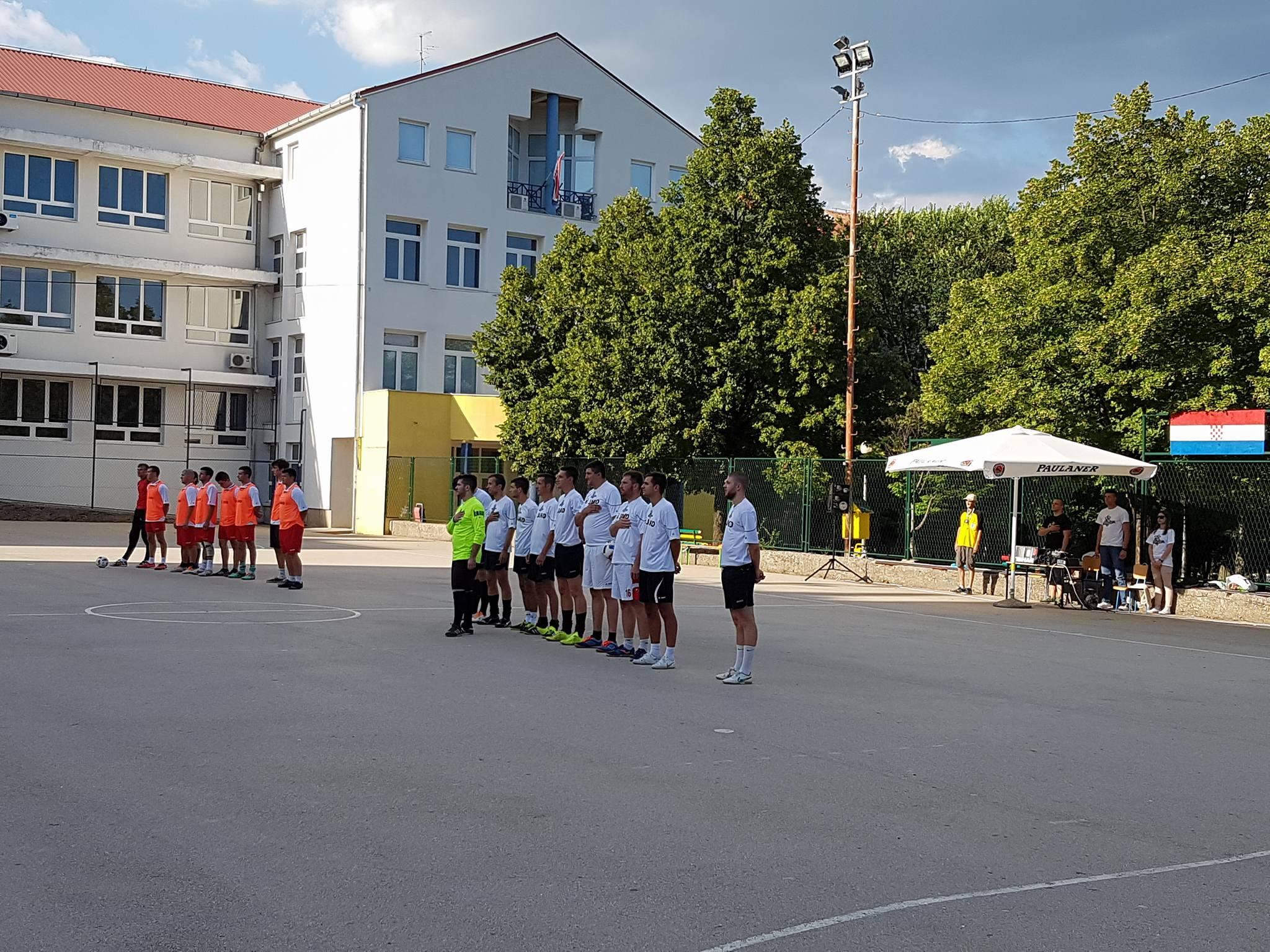 "Održan ""Oluja kup 2016""; Sav prihod ide za izgradnju atletske staze"