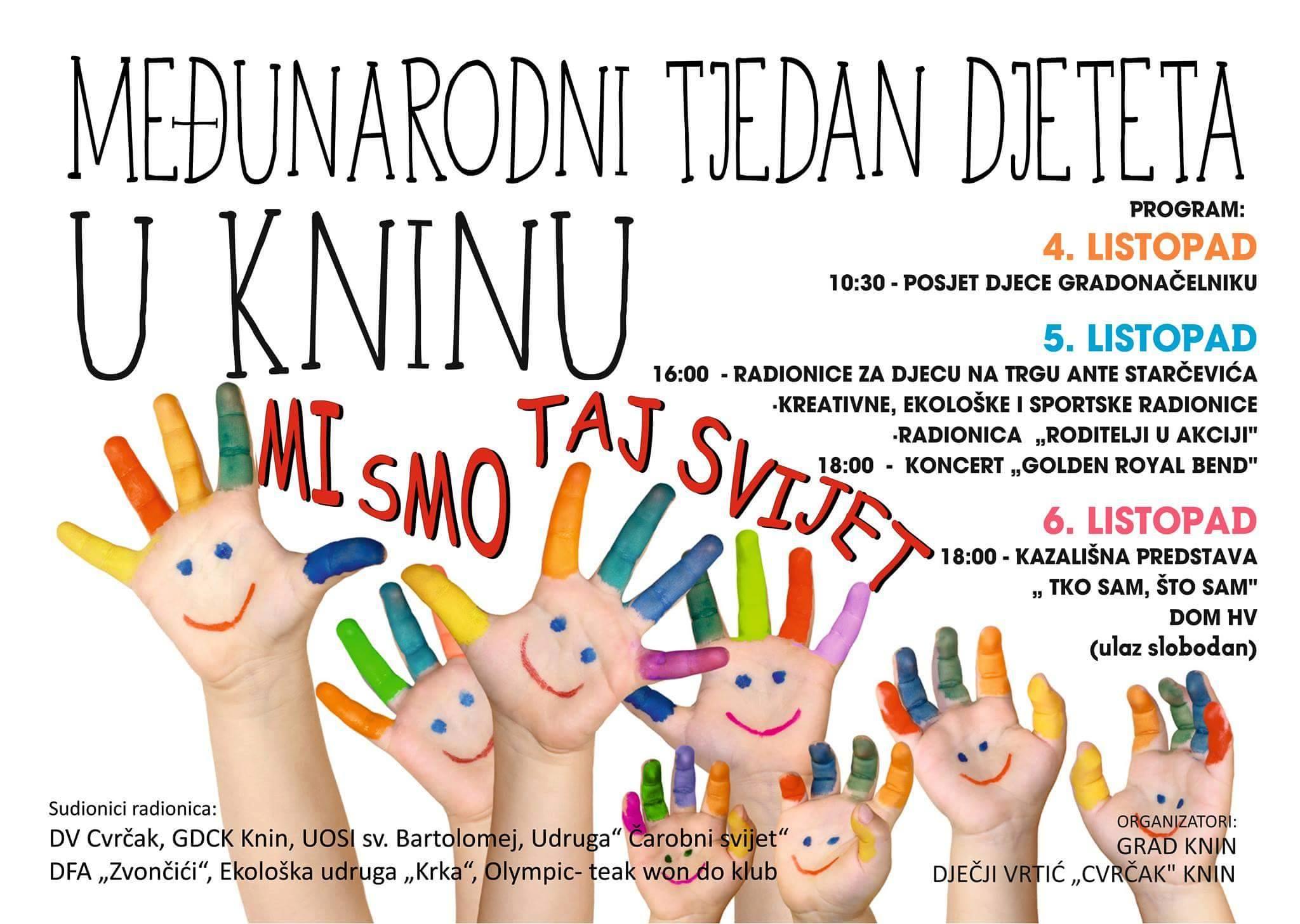 Međunarodni tjedan djeteta