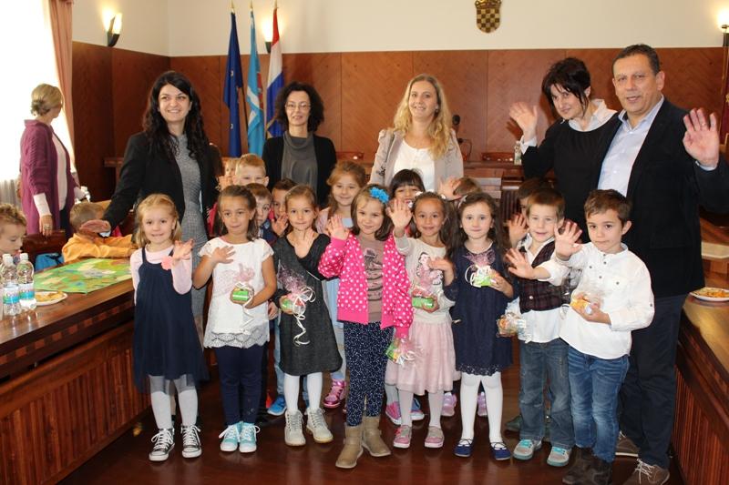 Međunarodni dan djeteta: Djeca posjetila gradonačelnika