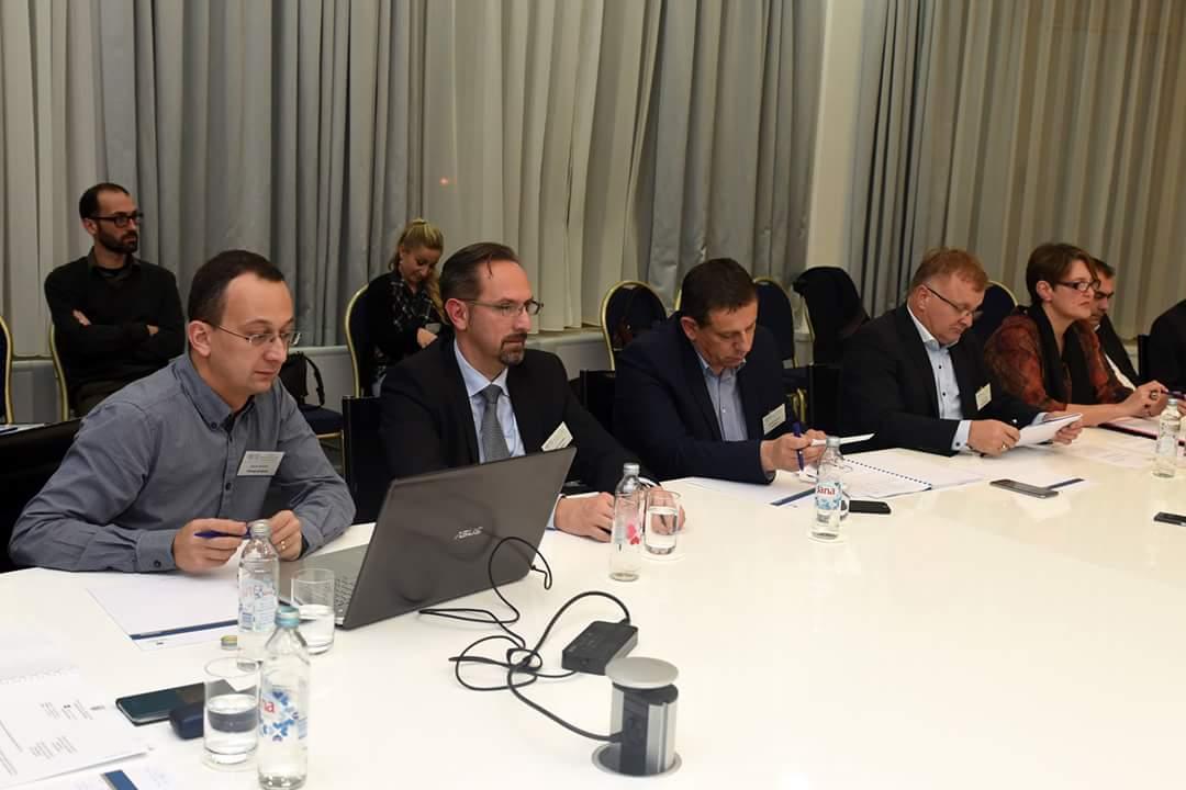 Gradonačelnik Nikola Blažević sudjelovao u radu Skupštine Udruge gradova Republike Hrvatske i 8. susretu gradonačalnika i poduzetnika u Puli