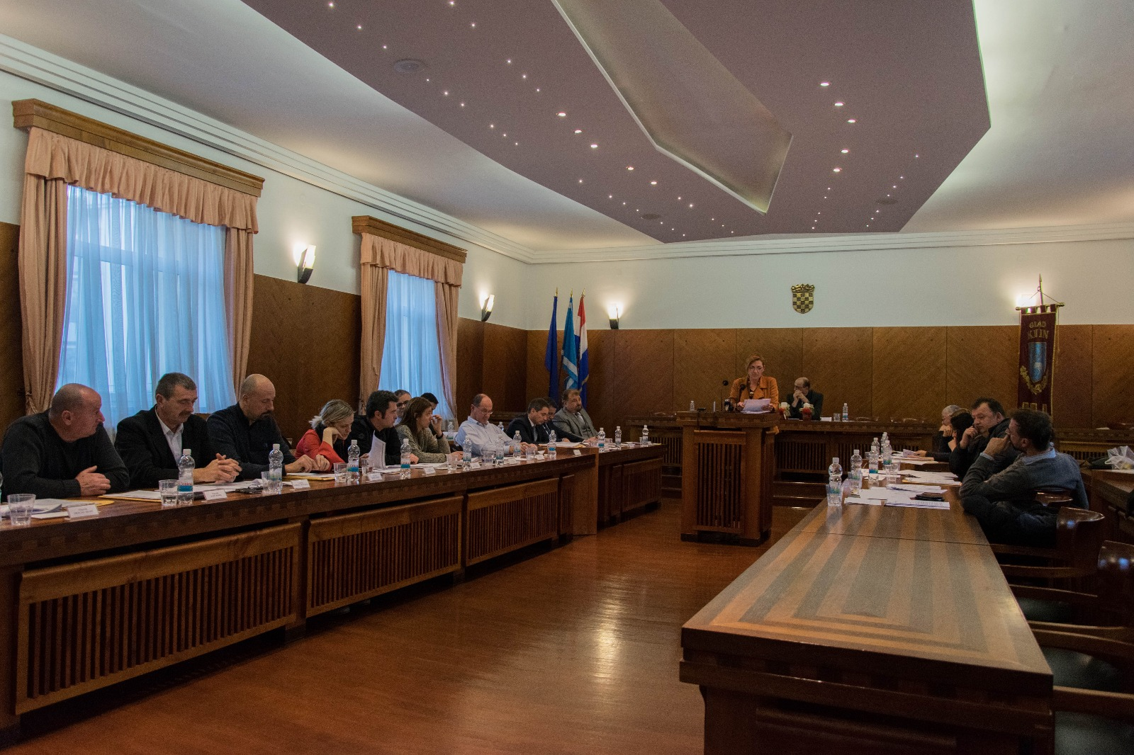 Usvojen gradski proračun za 2017. godinu