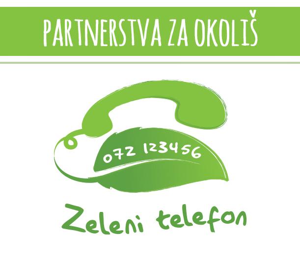 Kraj projekta Partnerstva za okoliš: Razvoj kapaciteta u zaštiti okoliša javnog i civilnog sektora u Hrvatskoj kroz primjenu servisa Zelenog telefona