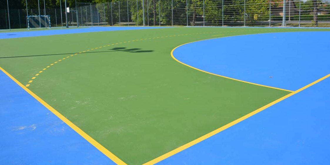 Počinju radovi na uređenju 1. faze sportskog igrališta u Golubiću