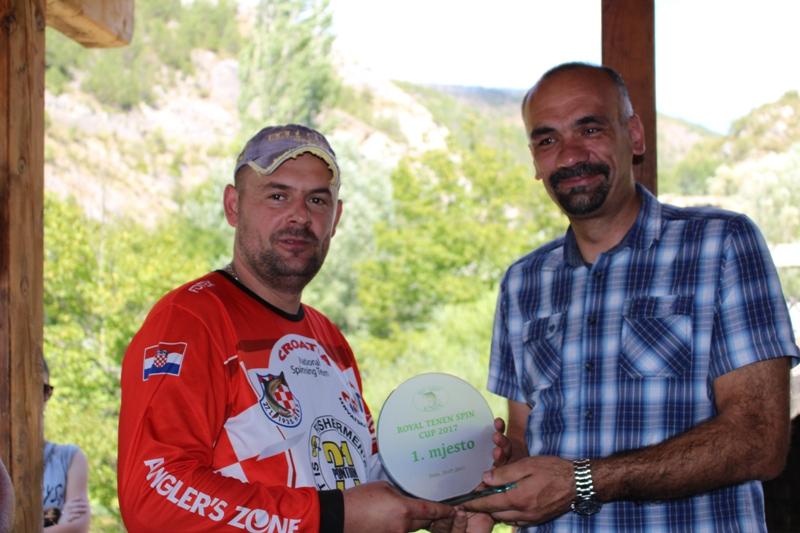 Kninjanin Anto Mrkonja pobjednik Royal Tenen Spin Kupa; Kninjanin najbolji i u juniorskoj konkurenciji – pobjednik Mateo Antolović