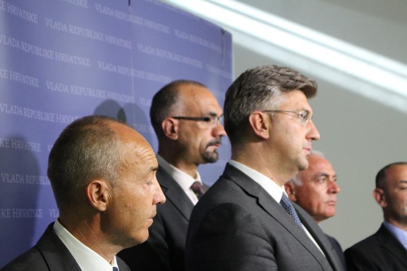 Sjednica Vlade u Kninu