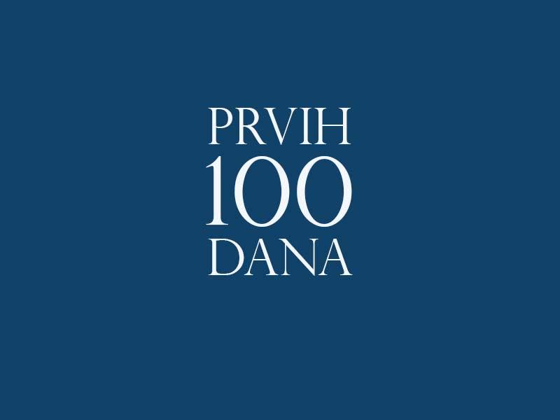 Izvještaj o prvih 100 dana rada nove gradske uprave