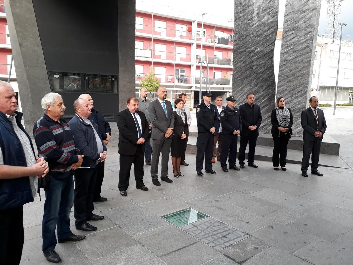 Položeni vijenci uoči Dana neovisnosti Republike Hrvatske