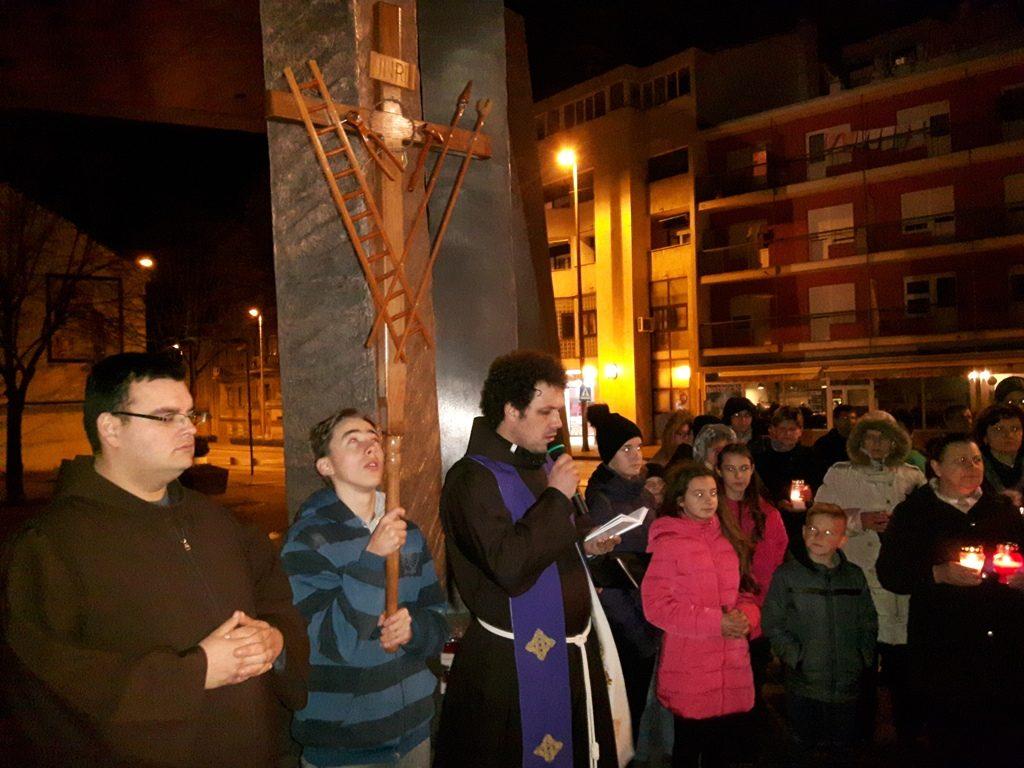 U Kninu obilježen Dan sjećanja na žrtve Vukovara