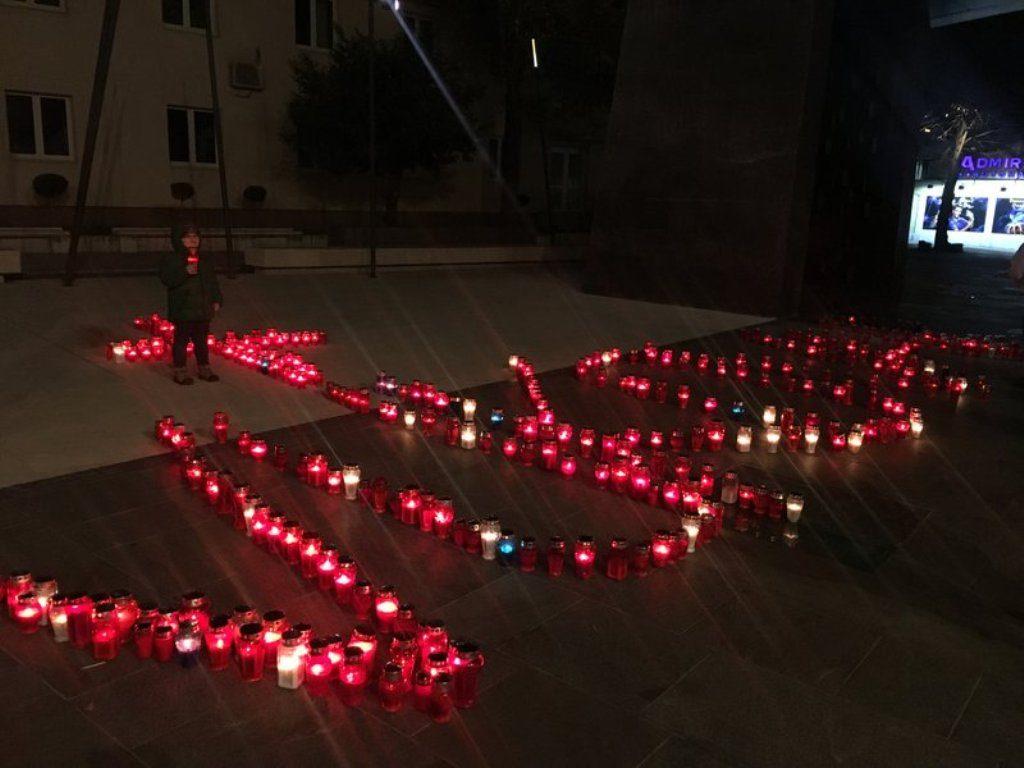 Obilježavanje dana sjećanja na žrtve Vukovara