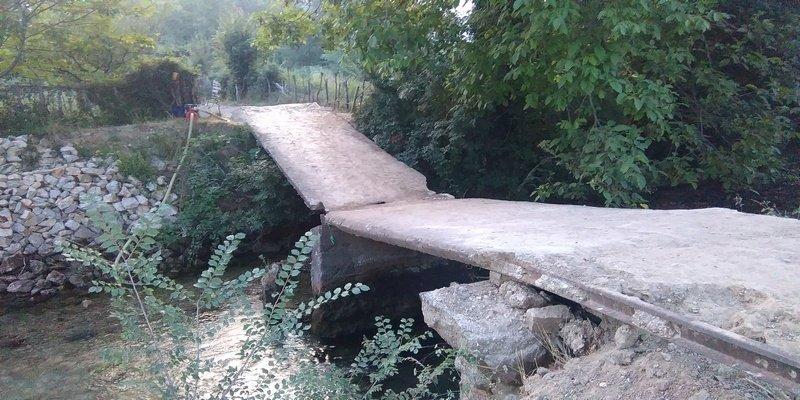 most u zagrovicu