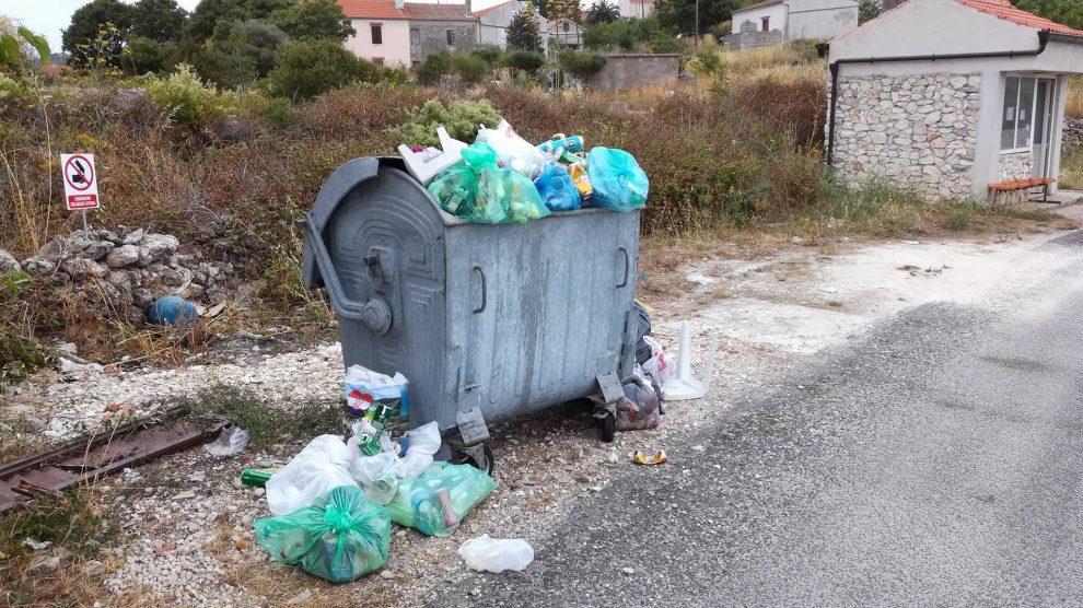 Javni uvid u Nacrt Plana gospodarenja otpadom Grada Knina za razdoblje 2018. – 2022. godine