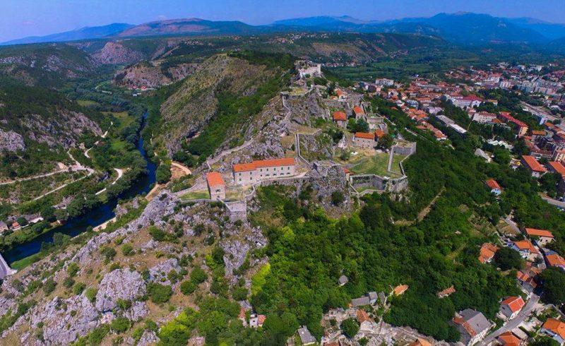Obavijest o zatvaranju Kninske tvrđave