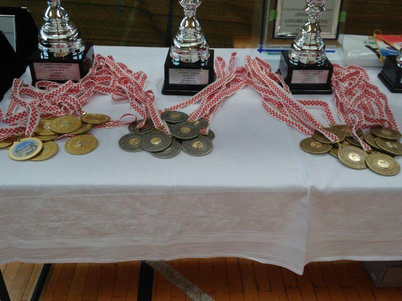 Rezultati sportskih turnira održanih tijekom vikenda