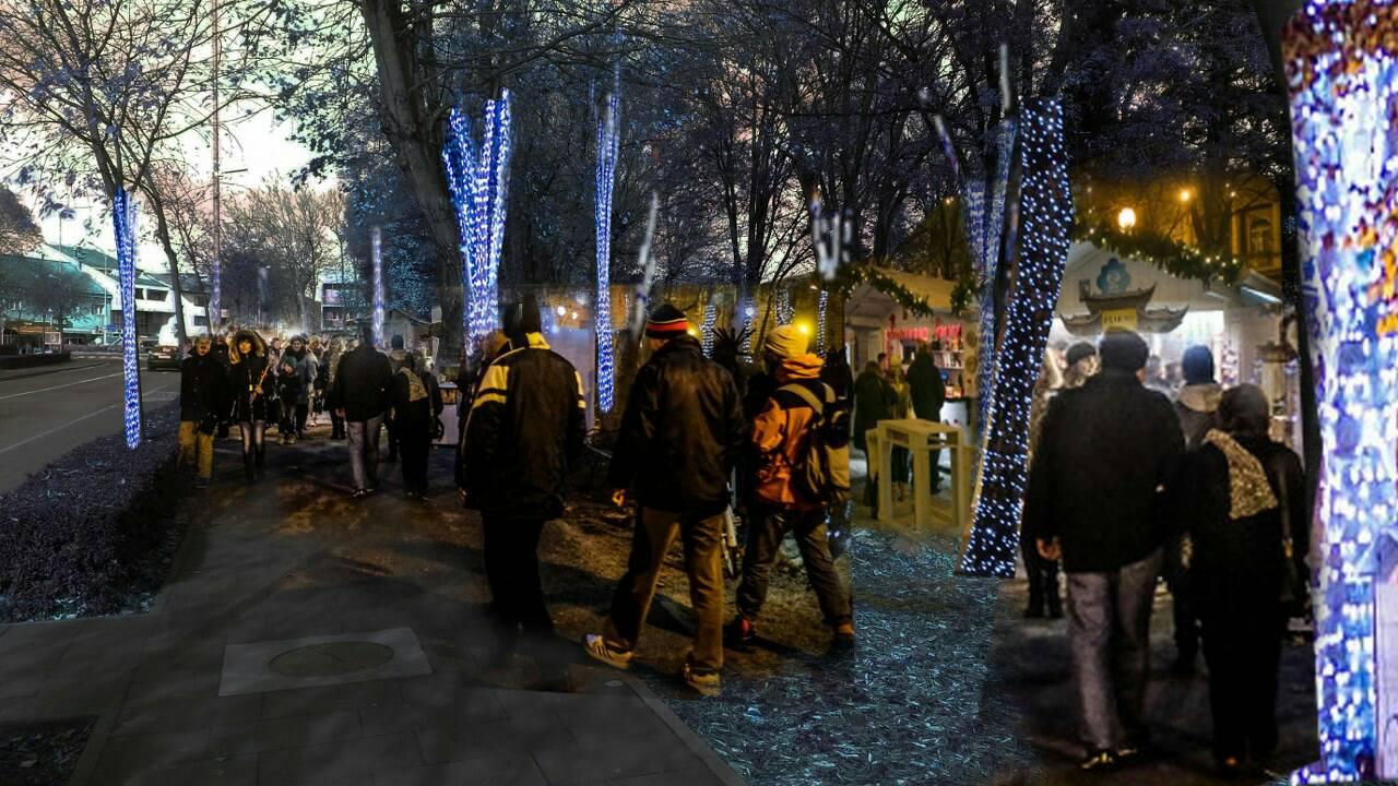 """JAVNI POZIV za zakup sajamskih kućica za vrijeme održavanja manifestacije """"ADVENT U KNINU 2018."""""""