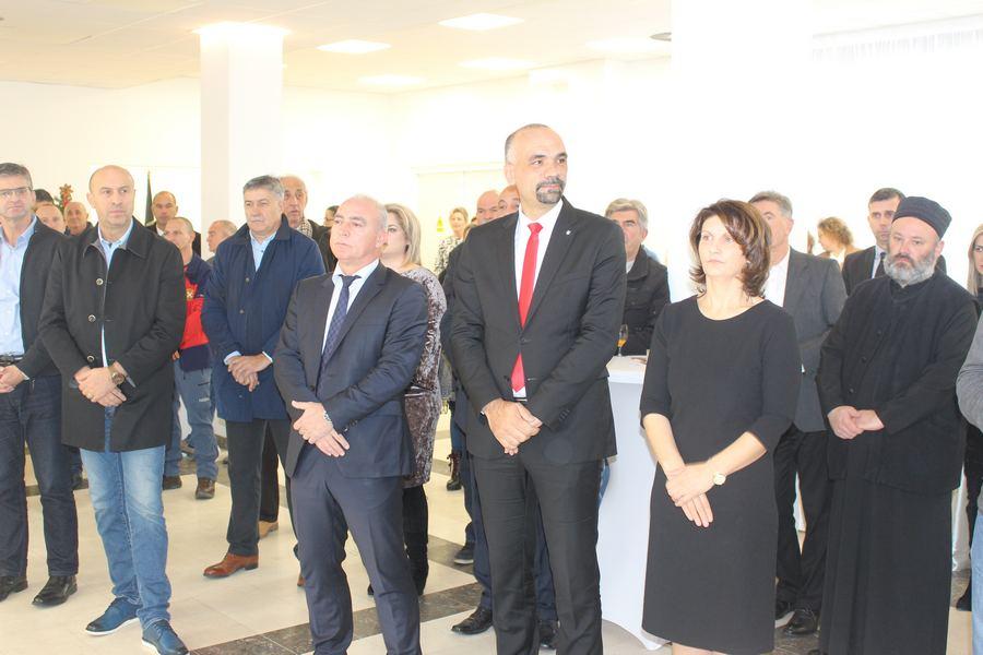 Održan tradicionalni božićni prijem gradonačelnika i predsjednice Gradskog vijeća Grada Knina