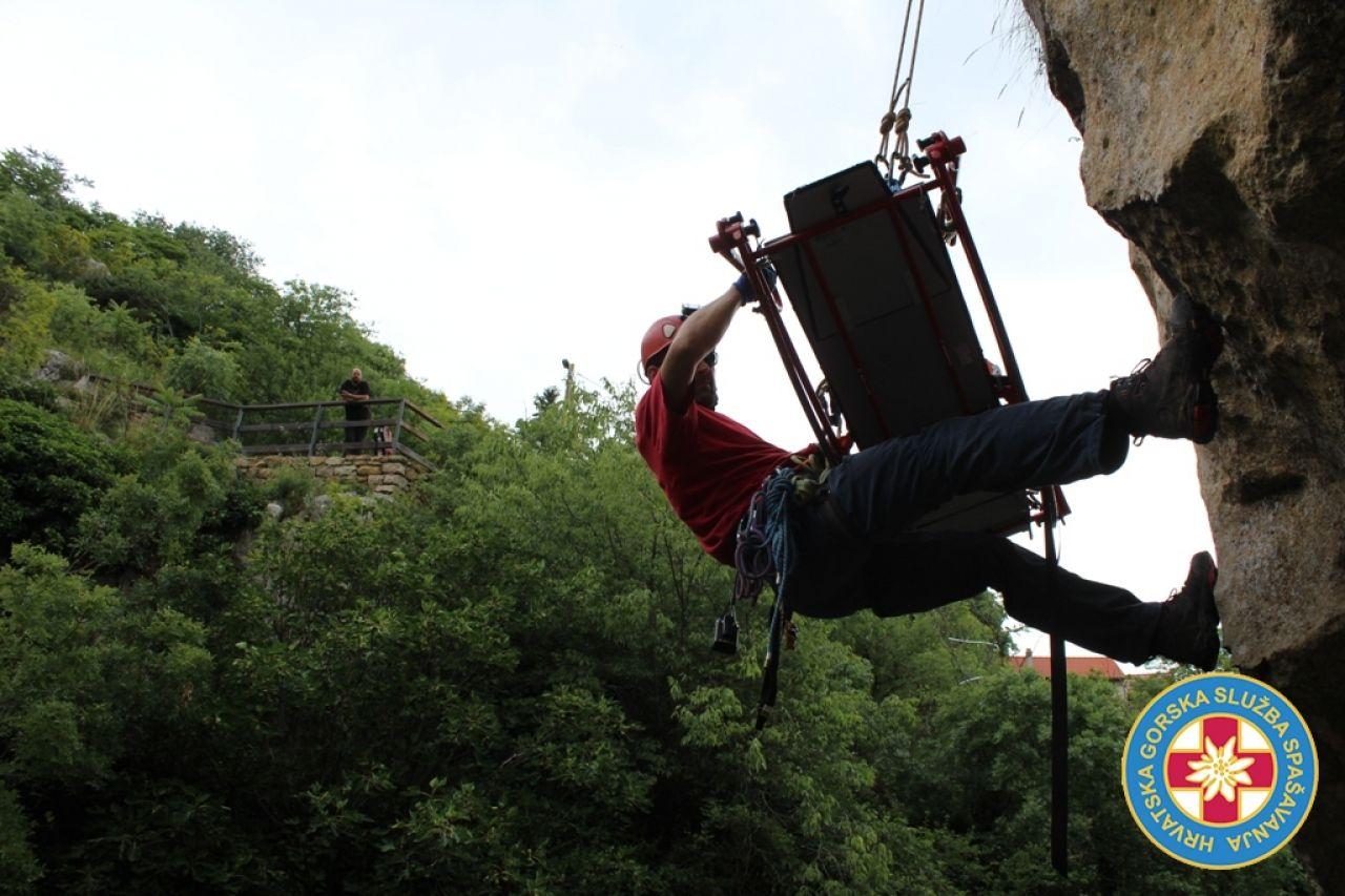Program javnih potreba za obavljanje djelatnosti Hrvatske gorske službe spašavanja Stanice Šibenik za 2019. godinu