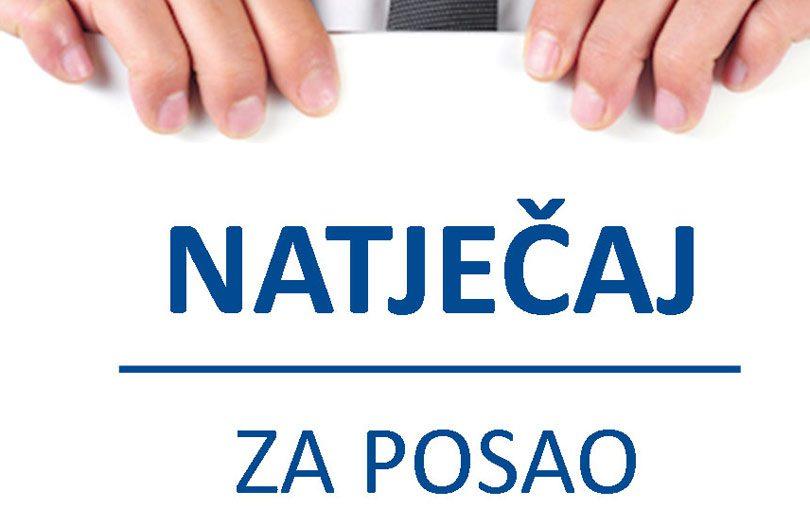 Javni poziv za zasnivanje radnog odnosa na određeno vrijeme