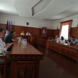 Održana je konstituirajuća sjednica Vijeće srpske nacionalne manjine Grada Knina