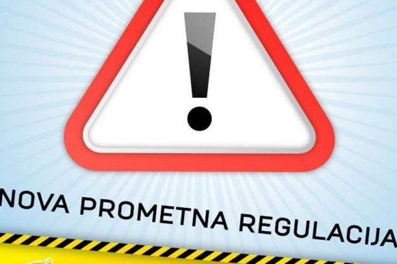 Nova regulacija prometa u Masleničkoj i Velebitskoj ulici