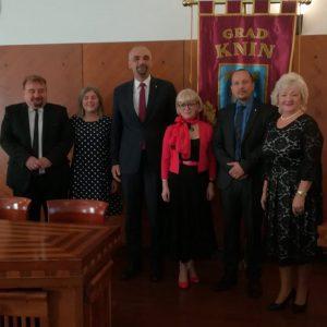 Službeni posjet ministrice za demografiju, obitelj, mlade i socijalnu politiku