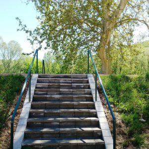 Potpisivanje ugovora za izgradnju pješačko-biciklističkog mosta i šetnice