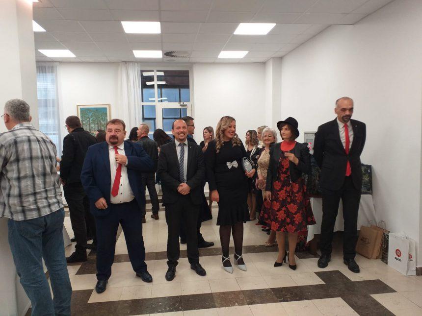 Božićni prijam gradonačelnika Grada Knina i predsjednice Gradskog vijeća