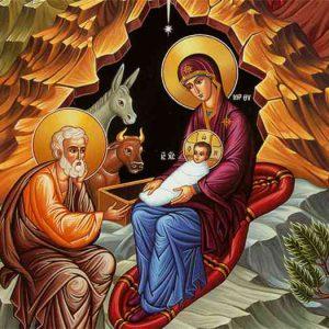 Božićna čestitka vjernicima koji Božić slave po julijanskom kalendaru