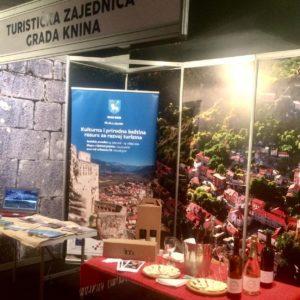 Knin se predstavlja na sajmu GAST u Splitu