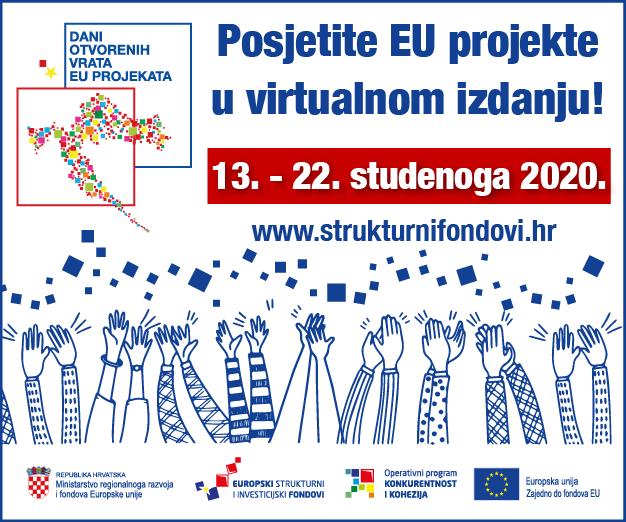 Dani otvorenih vrata EU projekata