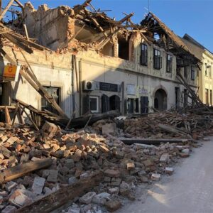 Hitan poziv – evidentiranje osoba pristiglih sa potresom stradalog područja