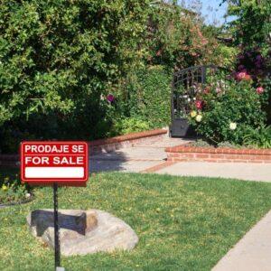 Javni natječaj za prodaju nekretnine