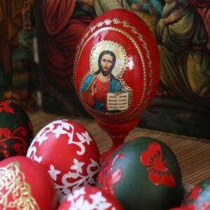 Uskrsna čestitka pravoslavnim vjernicima