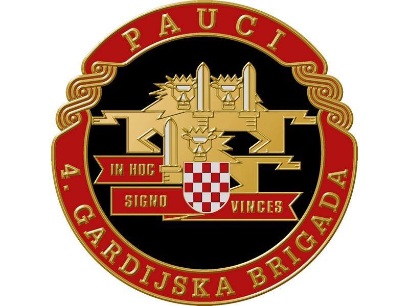 """30. obljetnica 4. gardijske brigade """"Pauci"""""""